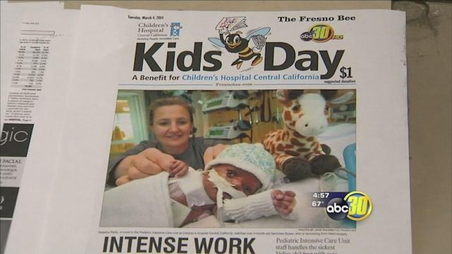 27th annual Kids Day is on Tuesday