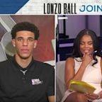Lonzo Ball's pitch for LeBron James joining to the Lakers is actually super convincing