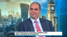 UBS's Kontopoulos Expects Entire Brexit 'Play' to Play Out