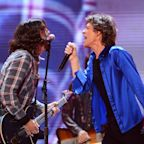 Mick Jagger and Dave Grohl collaborated on a song about living in lockdown