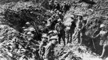 PHOTOS: Canadian soldiers fight to victory at Battle of Vimy Ridge