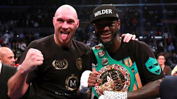 Wilder-Fury rematch set for Feb. 22 in Las Vegas