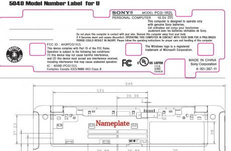 New Sony VAIO P hits the FCC, arriving this fall?