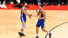 NBA rumors: Warriors' Klay Thompson, Steph Curry held workout together