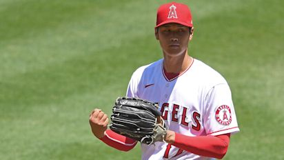 More setbacks: Ohtani won't pitch again in 2020