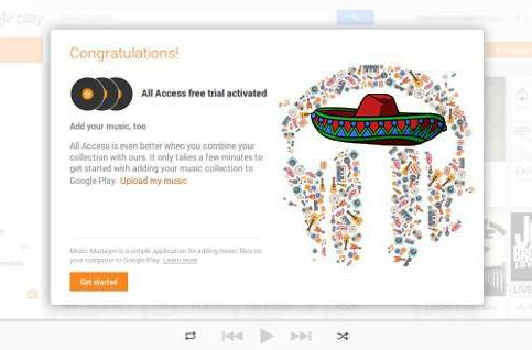 Google Play Music All Access hits Mexico, Canada jealous in most friendly way possible