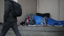 The Number Of Rough Sleepers In London Has Hit A 10-Year High