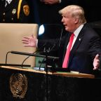Trump UN speech - LIVE: President laughed at by world leaders as he boasts of achievements amid condemnation of ICC and Iran