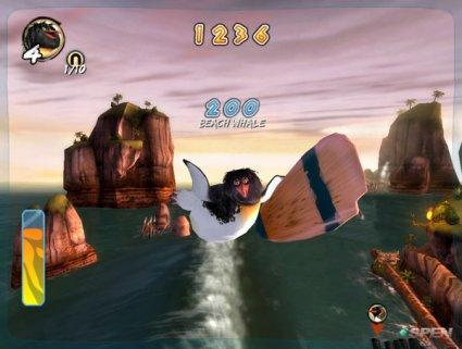 Surf's Up had better use the Wiimote as a surfboard