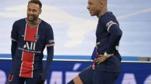 Foot - L1 - PSG - Kylian Mbappé à propos de son association avec Neymar au PSG: «On a ce feeling qui est naturel»