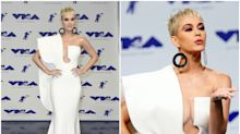 Todos los looks de Katy Perry en los VMAs 2017