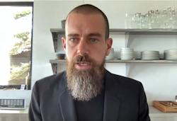 Jack Dorsey hopes bitcoin can bring about world peace