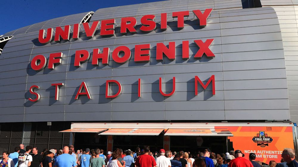 Cardinals' University of Phoenix Stadium is getting a new name