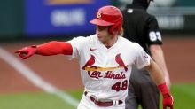 Cardinals earn post-season berth with 5-2 win over Brewers