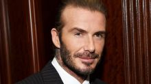 Botox? I'd never inject my face... or anywhere, says David Beckham