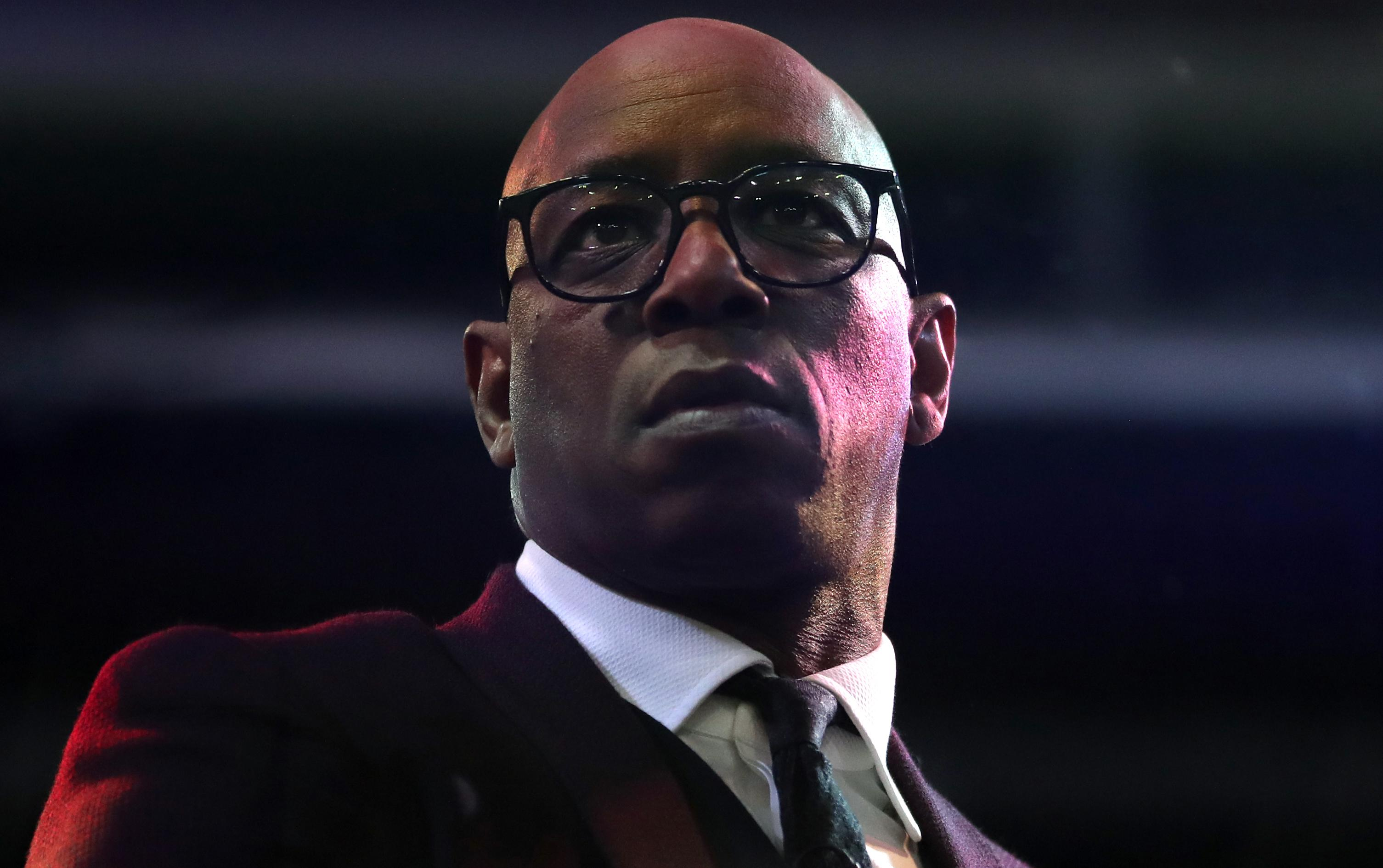 Ian Wright regrets appearing on 'I'm A Celebrity... Get Me Out Of Here!'