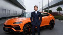 Lamborghini CEO: We need to adapt despite record-breaking Q1