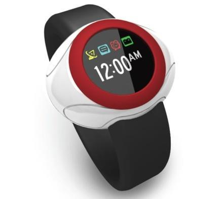 Exmocare's wristwatch cares about your feelings