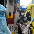 A Chinese official warned of a shortage of protective masks and suits amid the Wuhan coronavirus outbreak