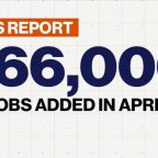 Disappointing jobs report well below expectations