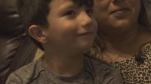 A 5-year-old boy saves diabetic mom's life: 'I would've been dead'