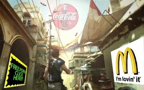 Sony, Double Fusion sign in-game ad deal