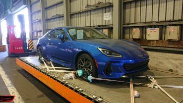 2022 Subaru BRZ 測試車目擊!終於要來了嗎?