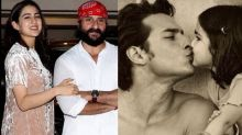 Sara Ali Khan Shares A Series Of Childhood Pictures With Daddy, Saif Ali Khan On Father's Day