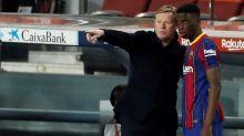 Ilaix Moriba tampoco va convocado con el filial del Barcelona