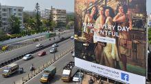 Facebook makes education push in India