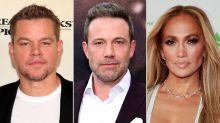 Matt Damon Says He's 'So Happy' for Ben Affleck amid His Rekindled Romance with Jennifer Lopez