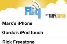 Social networking for iPhone: Fliq your friends