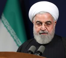 Iran's Rouhani sounds alarm for 'democracy' after candidates barred