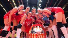 帶領球隊拿到奧運門票 排球少女芭拉丹要提升土耳其女生體育發展
