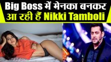 Nikki Tamboli, who is seen in south films will participate in Bigg Boss 14