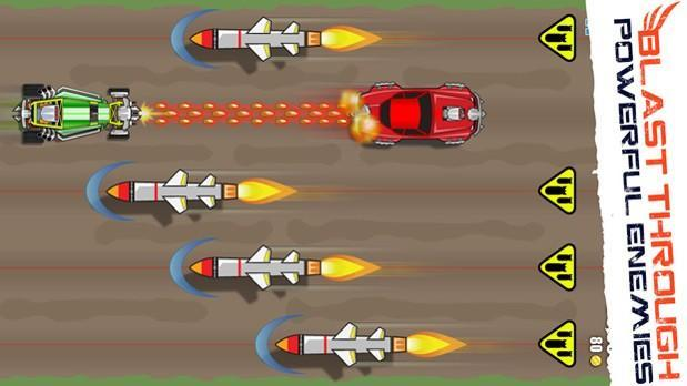 Tango introduces Road Riot: its first original in-app game