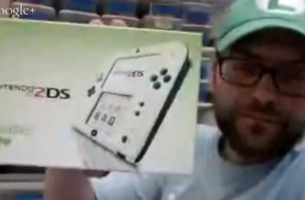 Rose Colored Gaming craftsman claims ownership of Luigi 2DS