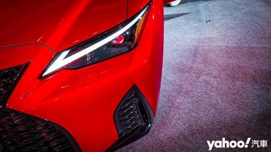 平均降幅1至4萬!2021 Lexus IS小改款超殺上市! - 2