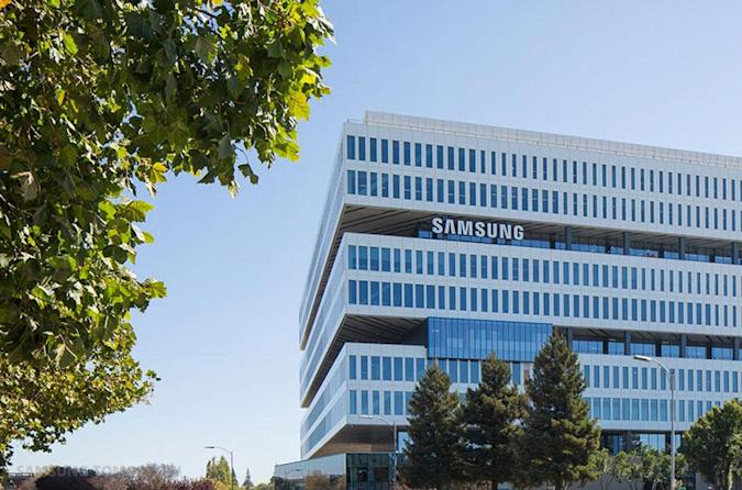 Samsung opened a new huge office in Silicon Valley