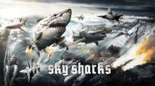 影/比《風飛鯊》還要狂!「飛行僵屍鯊魚」大軍來襲