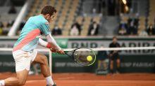 Roland-Garros: Gaston frôle l'exploit face à Thiem