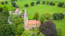 You could live in a Grade II-listed church conversion with a 100ft spire