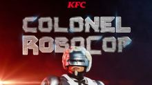 KFC Commissions RoboCop As Its Newest Colonel - And Guardian Of Its Coveted Secret Recipe Of 11 Herbs & Spices