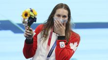 Penny Oleksiak breaks Canadian record with 7th career Olympic medal