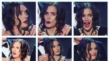 Las muchas caras de Winona Ryder