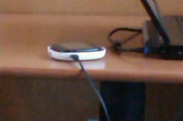Microsoft Pink device spotted in the wild, likely 'Turtle'