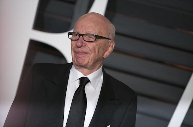 Rupert Murdoch out, son James in as Fox CEO
