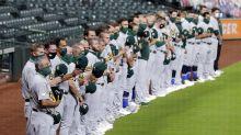 MLB celebra a Jackie Robinson y sigue exigiendo justicia