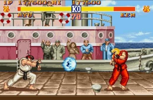 Street Fighter 2 rock opera has famous fighters sing their hearts out