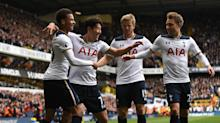 Tottenham crush Bournemouth to move within four points of Chelsea